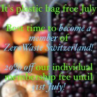 Action Plastic Free July