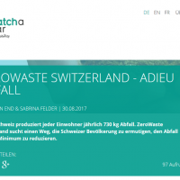 """ZeroWaste Switzerland – Adieu Abfall"" im Catch-a-car-Blog"