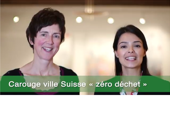 «Carouge – Zero Waste town» : project started!