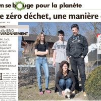 Article – Journal de Morges – mars 2019