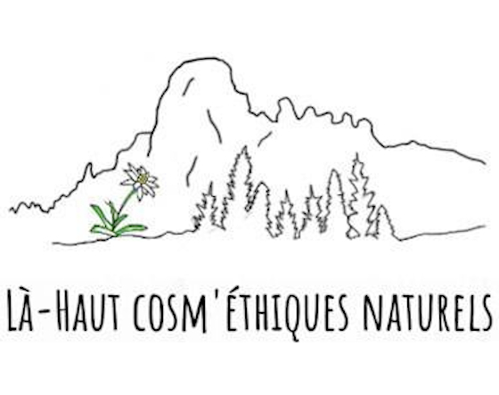 Là-Haut cosm'éthiques are cosmetics for your own well-being but also the planet one's !