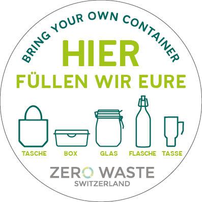 Takeaways 🍽️ führen natürlich zu einer Menge Abfall.  Die Verbraucher sind aufgefordert, auf diese Weise zum Schutz der Umwelt beizutragen. 🌱